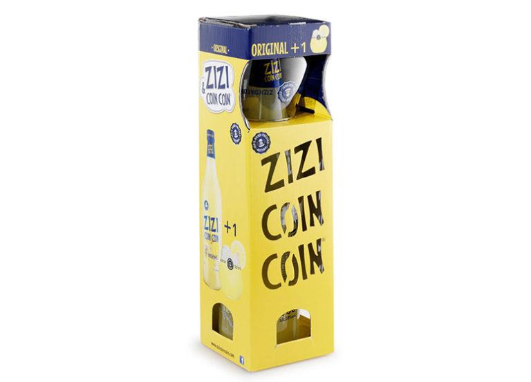 BAG IN TUBE Zizi Coin Coin